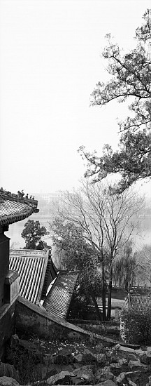 Lois Conner ,   Qionghuadao, Beihai Gongyuan, Beijing, China  ,  1985     Platinum print ,  16 1/2 x 6 1/2 in. (41.9 x 16.5 cm)     Edition of 10     5859     $6,000