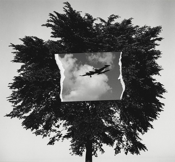 Kenneth Josephson ,   Chicago  ,  1973     Vintage gelatin silver print collage ,  6 3/8 x 6 15/16 in. (16.2 x 17.6 cm)     8029